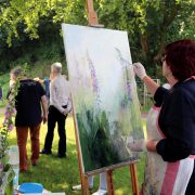 Impression Kunst- und Kulturtag