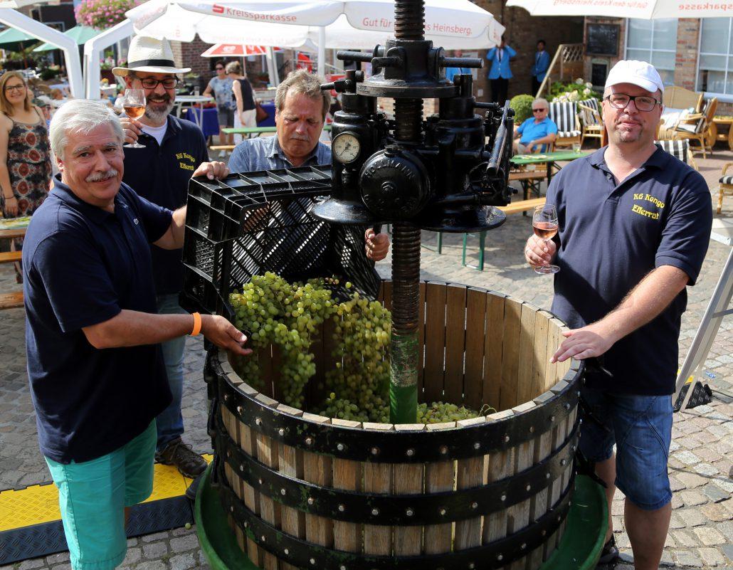 Impression Weinfest