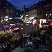 Impression Abendmarkt