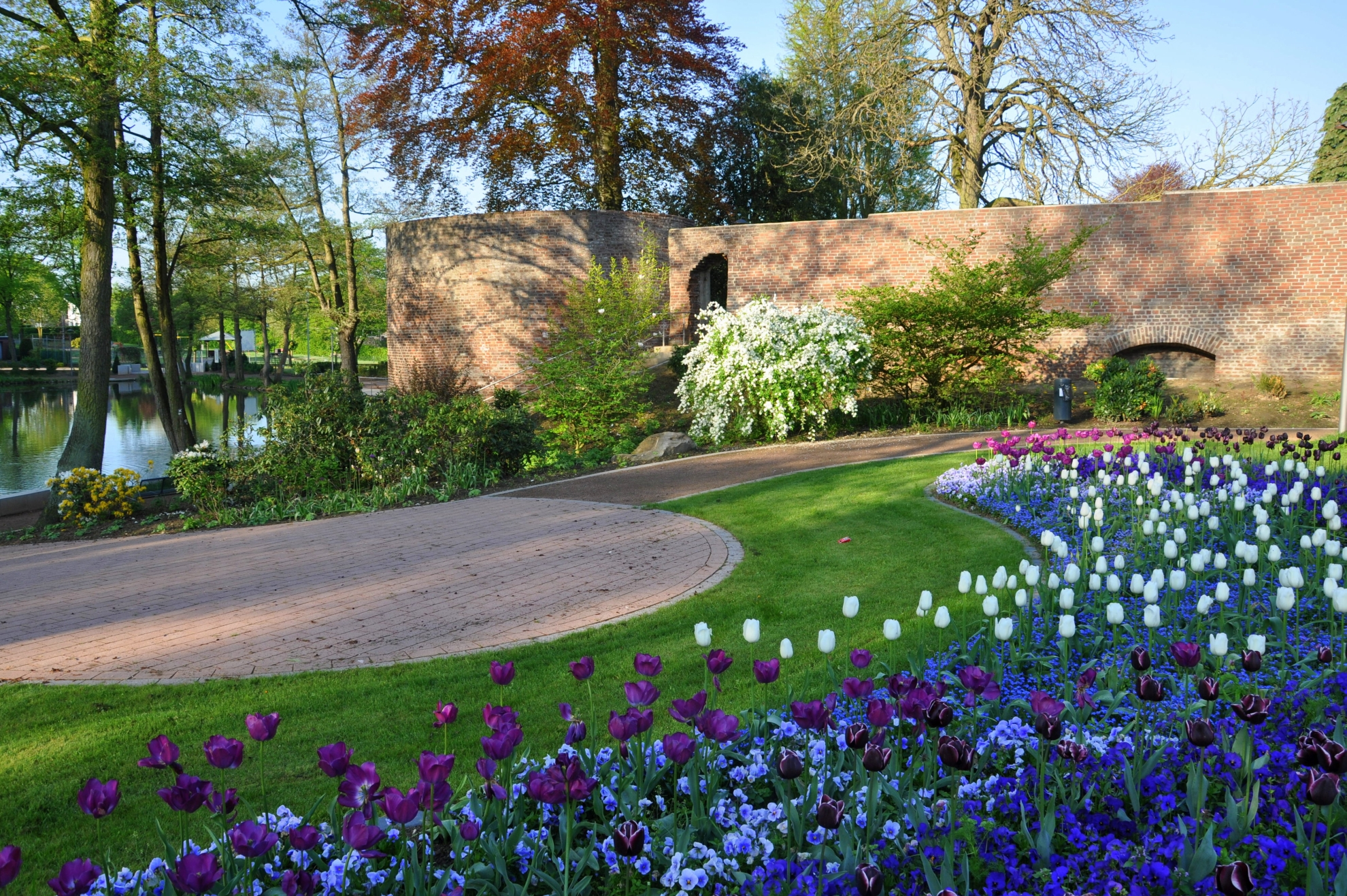 Gartenpark Wassenberg, Foto Volker Rütten