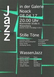 Jazzkonzert 08-04-2017